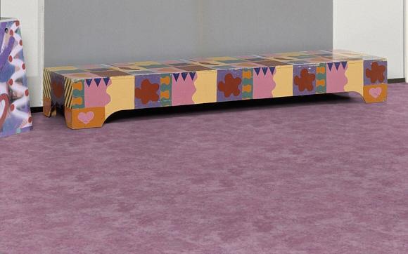 Teppichboden Forbo Flotex - abwaschbarer Teppichboden