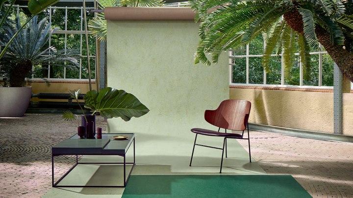 Forbo Marmoleum Linoleum Bahnenware wird als einzigartiger und hoch strapazierfähiger Naturboden immer beliebter