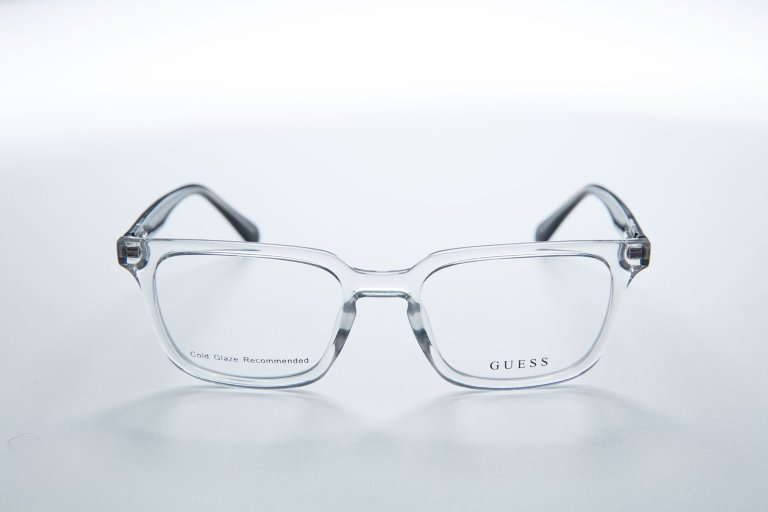 mens guess eyeglasses