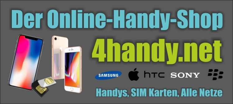 4handy.net - der Online Handy Shop