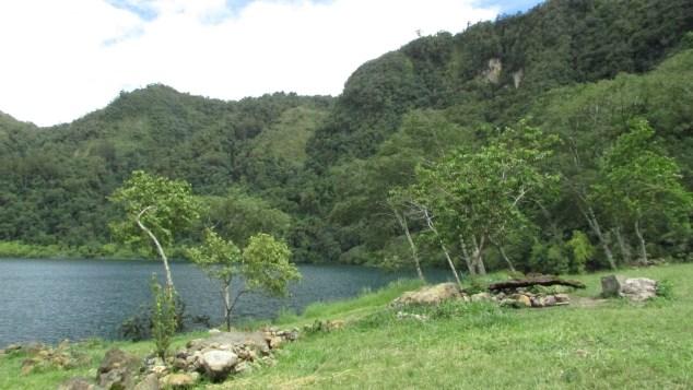 Lake Holon Campsite