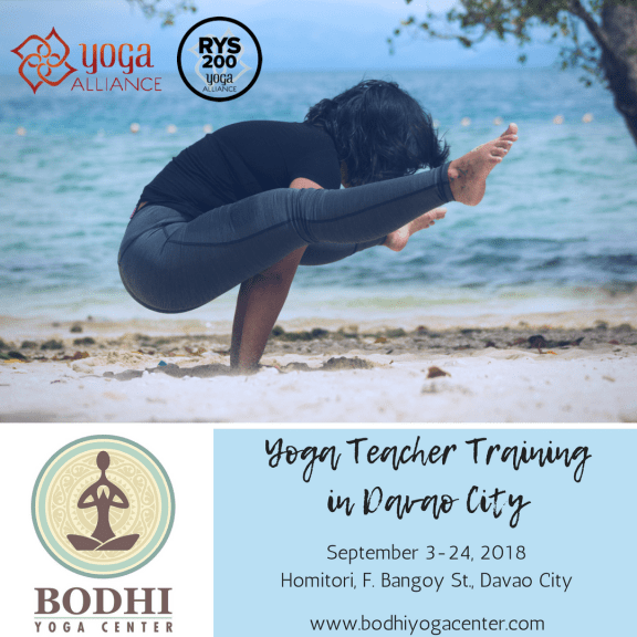 yoga teacher training in philippines