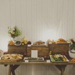 Inspiring diner curated by KINFOLK   Food styling