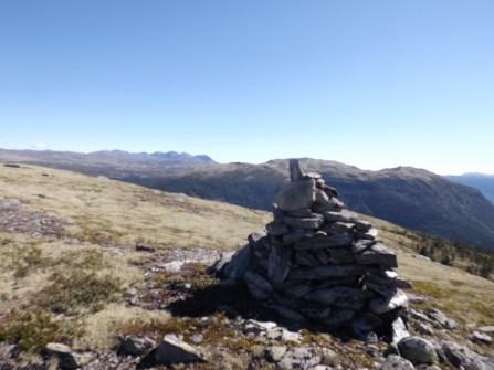 Utsikt over Rondane