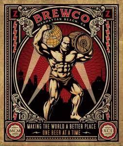Brewco Atlas poster