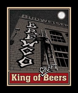 Brewco King of Craft Beer poster