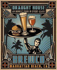 Brewco Honest Pour poster.
