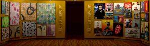 HD Buttercup gallery mockup designed for The Studio El Segundo.