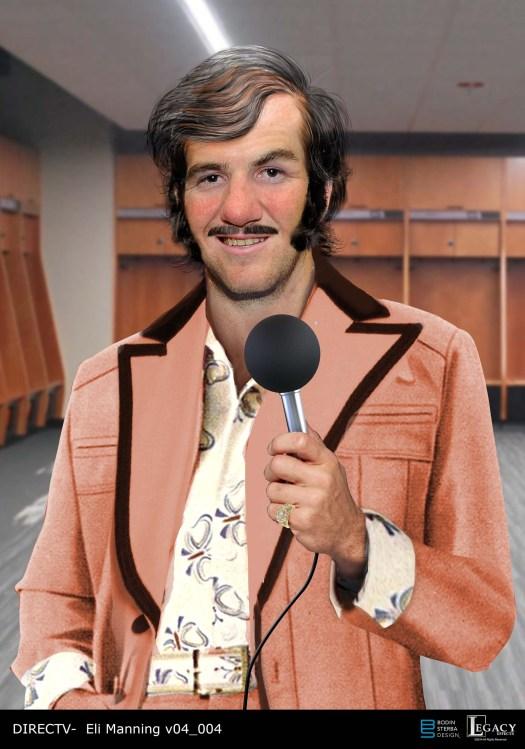 DirecTV Bad Comedian Eli Manning