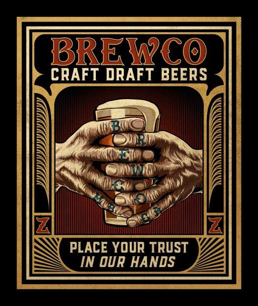 Brewco Trust poster