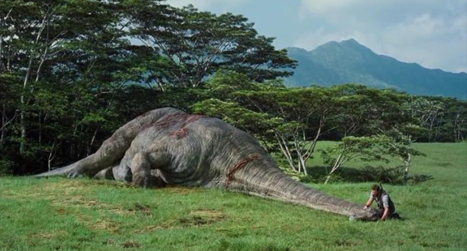 Jurassic World Apatosaurus
