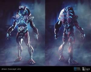 Alien concept v01