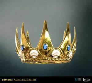 Gorton Seafood Poseidon Crown