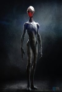 Pitch alien design 06