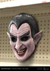 Goosebumps 2 vampire mask