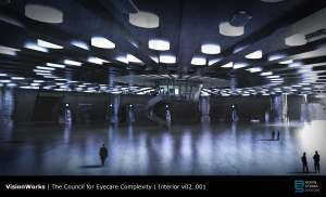 VisionWorks Council for Eyecare Complexity Interior