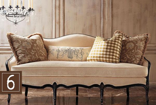 Camelback Sofa Styles