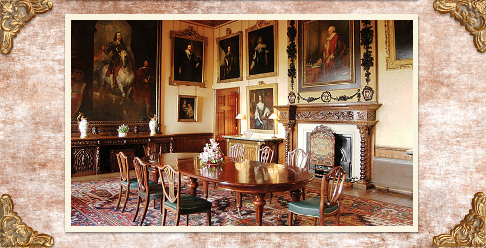 Downton-Abbey-Decor-Highclere-Castle-Dining-Room