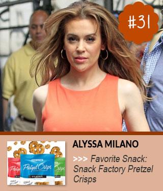 Alyssa-Milano-Favorite-Snacks-Of-Celebrities