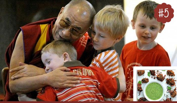 Dalai-Lama-favorite-snack-food