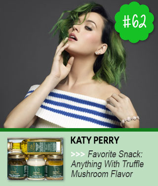 Katy-Perry-loves-to-snack-on-truffle-mushrooms