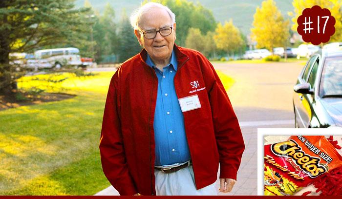 Warren-Buffett-Celebrity-Favorite-Snack-Foods
