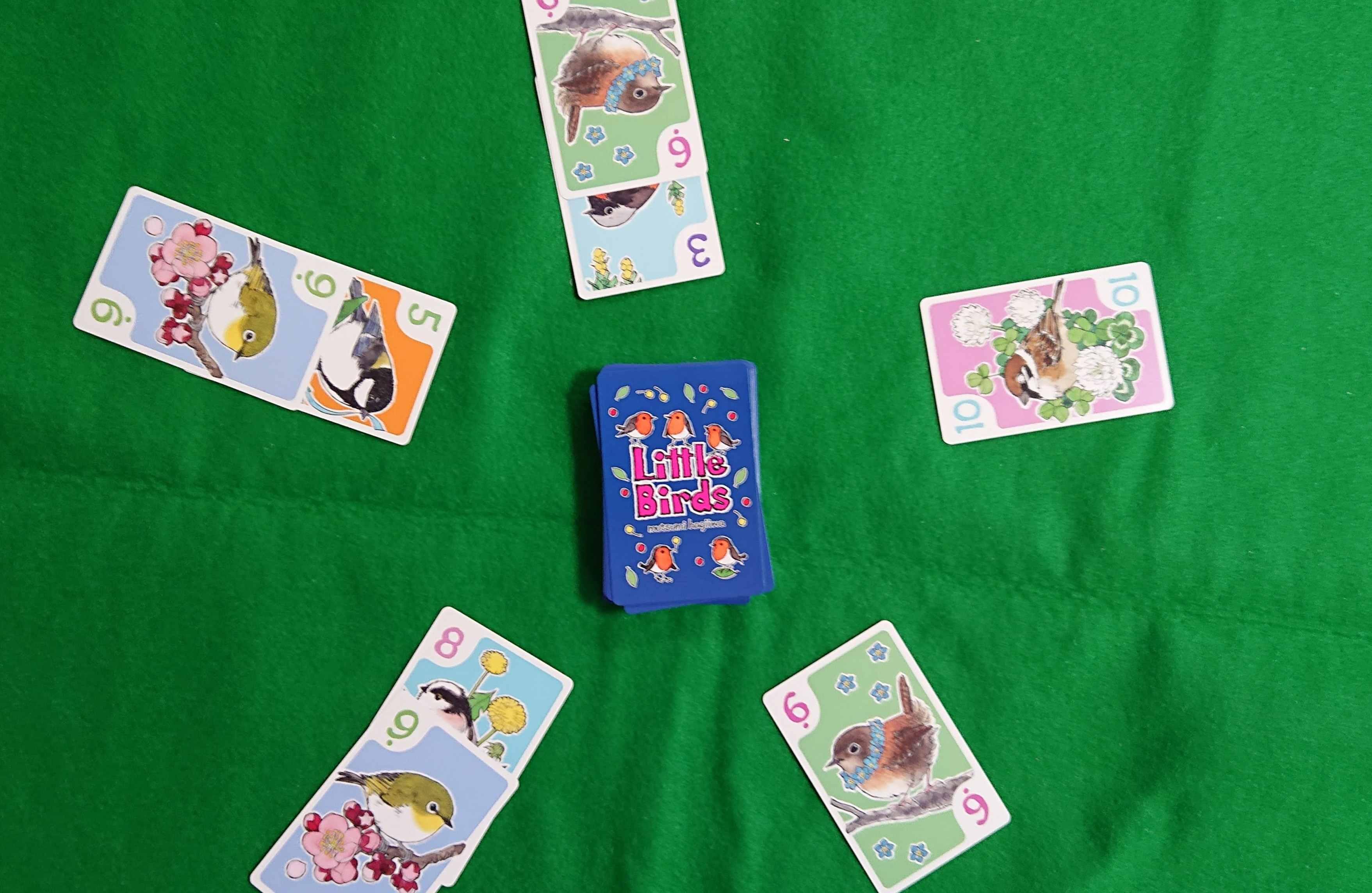 ペアーズ(PAIRS) カードゲーム ペアを作らないように ボードゲーム