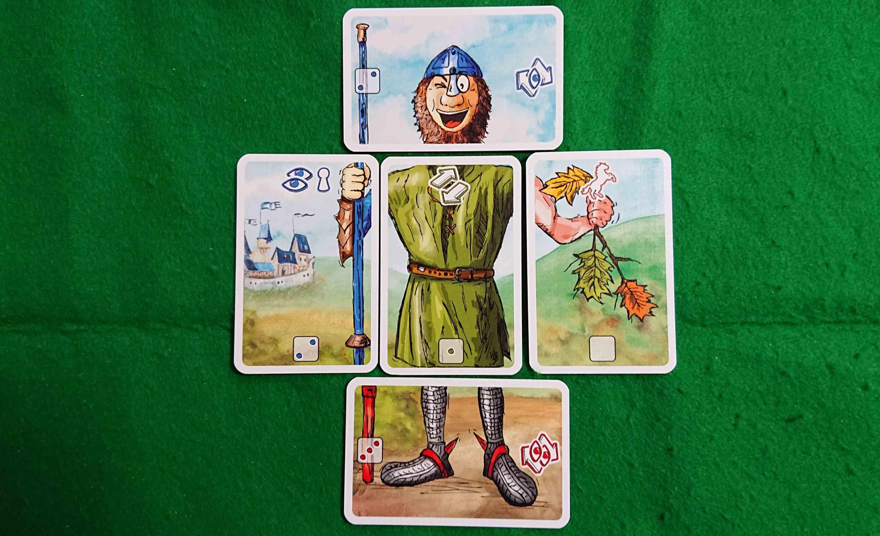 ランスロット いつ戦うの?!今でしょ! 皆で楽しむパーティ系カードゲーム  ボードゲーム