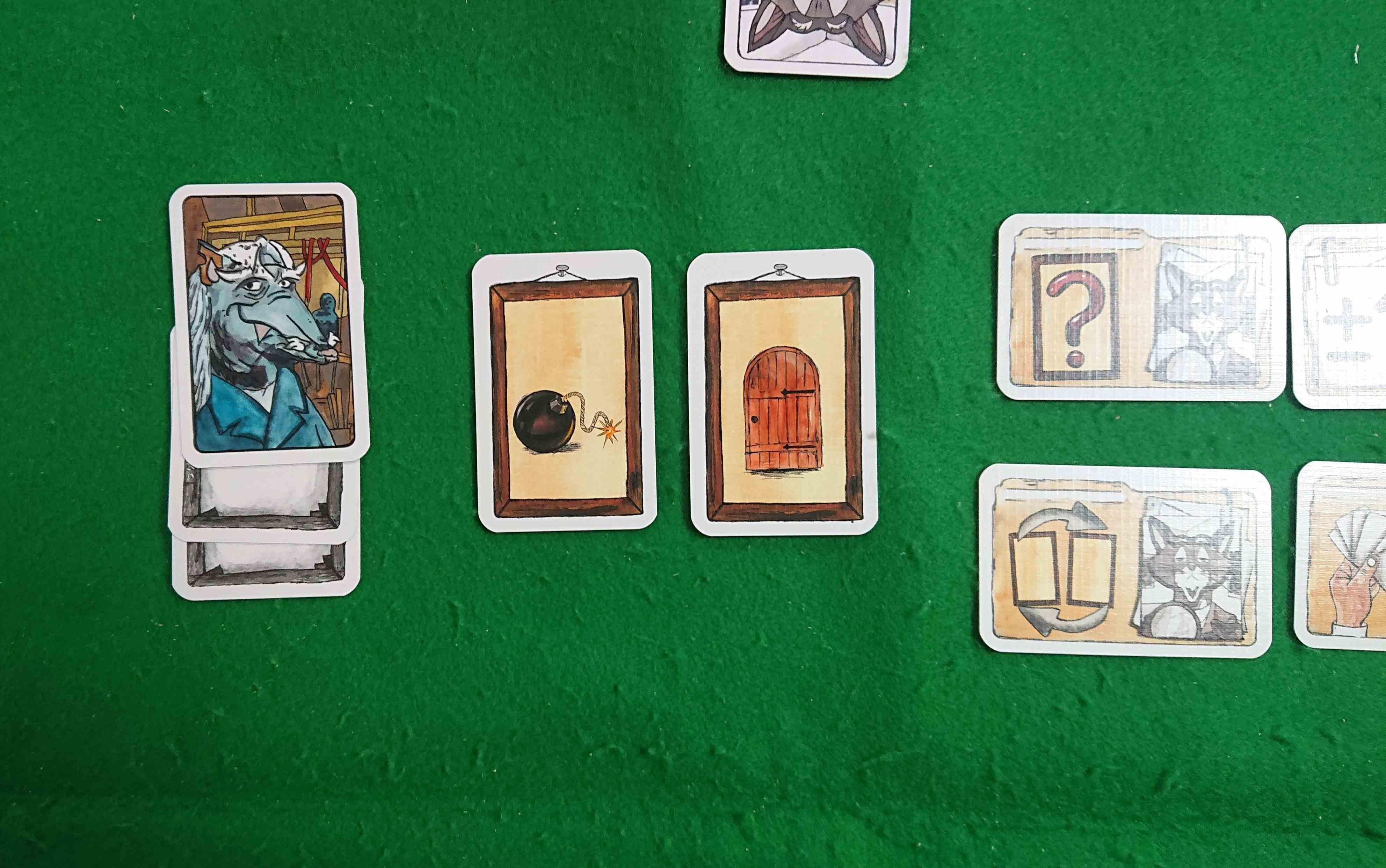 ベルラッティ 贋作を見破れ! 協力系カードゲーム ボードゲーム