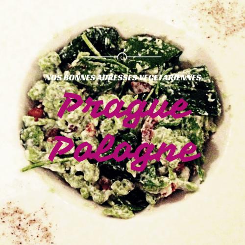 Prague / Pologne : nos bonnes adresses végétariennes