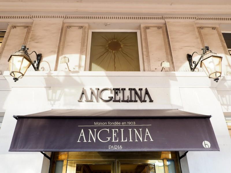 Angélina Café Rivoli