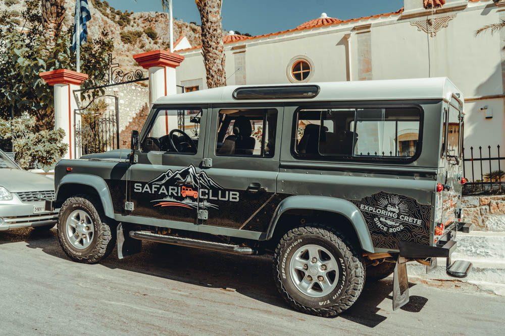 bodyandfly - guide voyage crete - travel guide crete - safari club - excursion