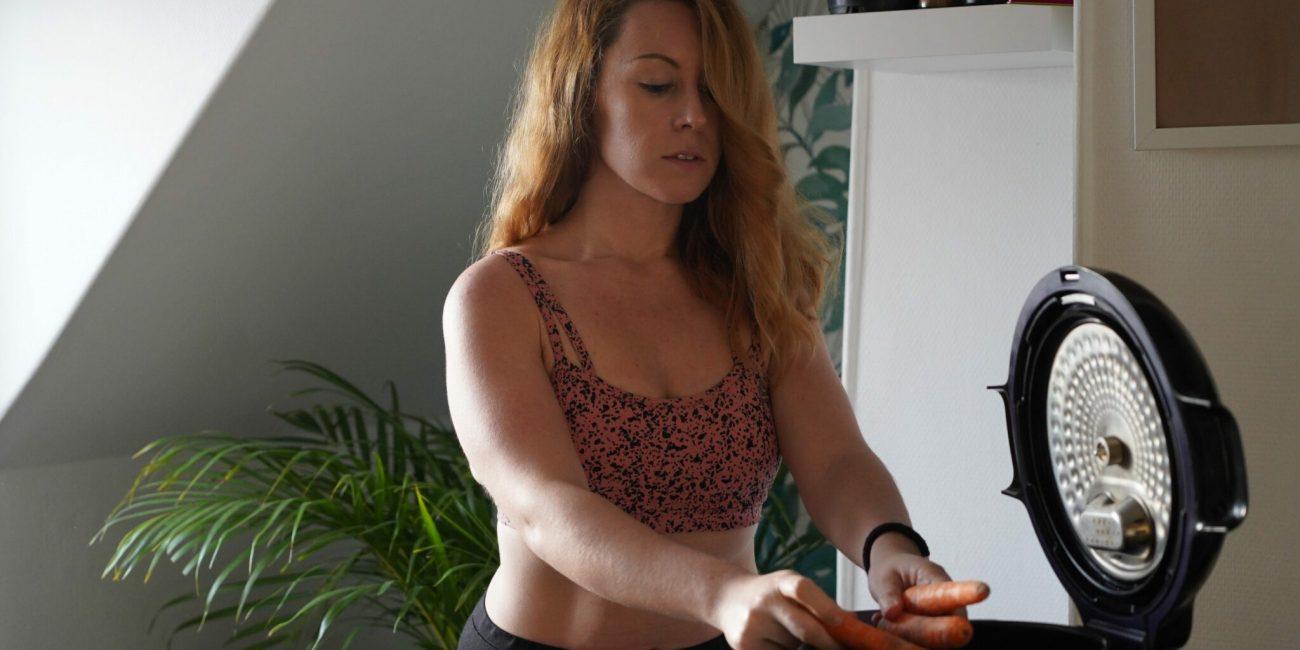 confinement et courses alimentaires ; que manger pour ne pas grossir