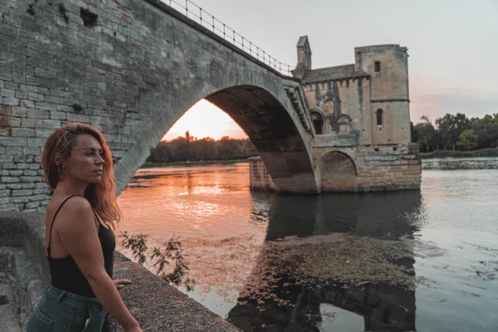 Visiter Avignon en 1 ou 2 jours : quand , comment, que voir ?