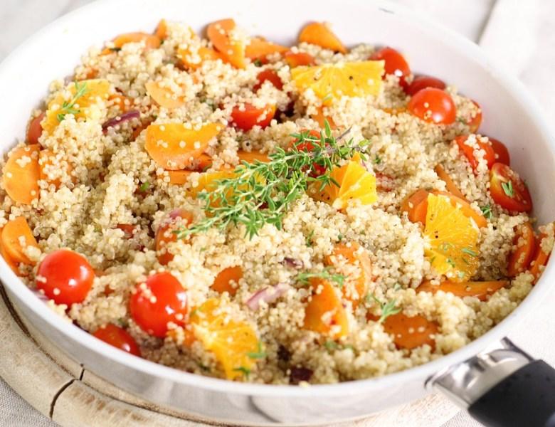 Quinoa – uraltes Lebensmittel mit Potenzial