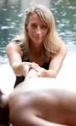 Kahuna Massage with Anthea Hardwick