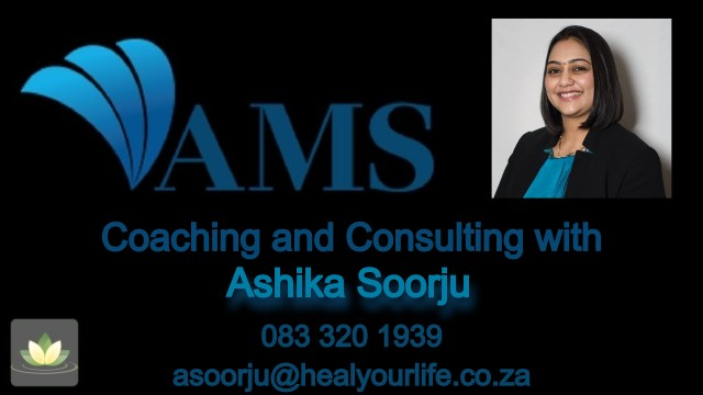 Ashika Soorju - AMS Coaching and Consulting