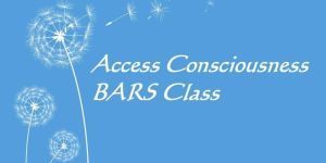 Access Consciousness BARS® Practitioner Training Class @ TBA