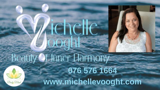 Michelle Vooght  - Spiritual healer, coach and teacher