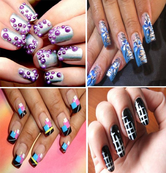 10 Really Cool Nail Art Designs Body Art Diary