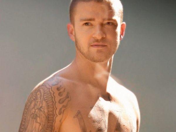 Justin Timberlakev   tattoo