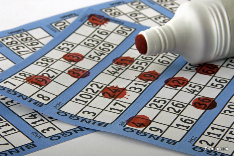 bingo is good for your health