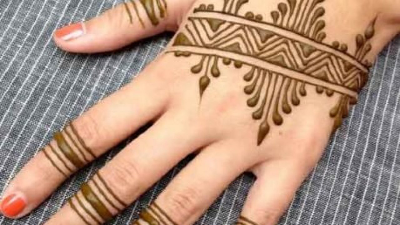 Are you searching for some other arabic mehndi. 70 Simple Mehndi Designs For Hands Body Art Guru