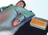 Infrared detox wrap
