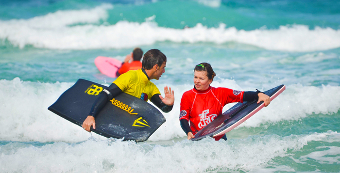 Private Bodyboarding Lessons