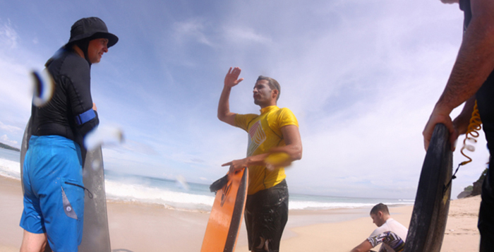 Developer Bodyboarding Lessons