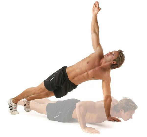 Exercício t-push