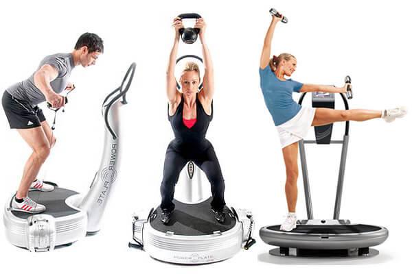 Plataforma vibratória ajuda a perder peso