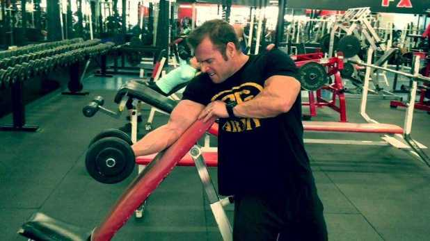 Image result for How To Build A Bigger Biceps Peak