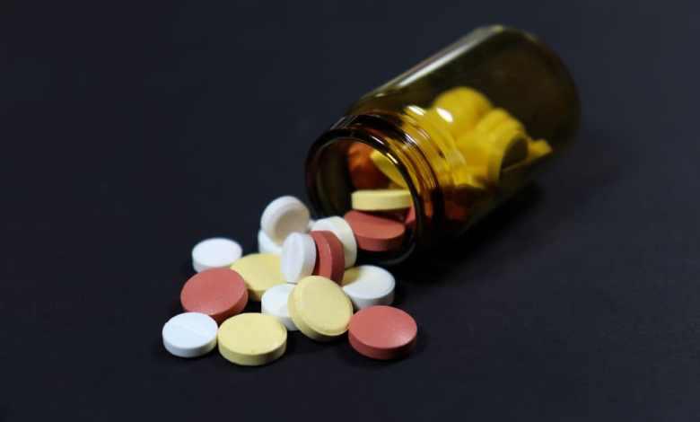مجموعة فيتامينات